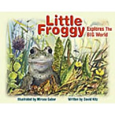 Little Froggy Explores the BIG World - Picture Book and DVD